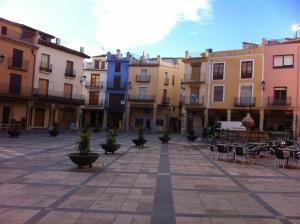 Plaza de Sant Mateu